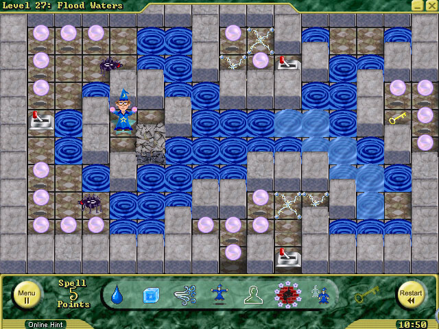 Screenshot of Trials of Werlin